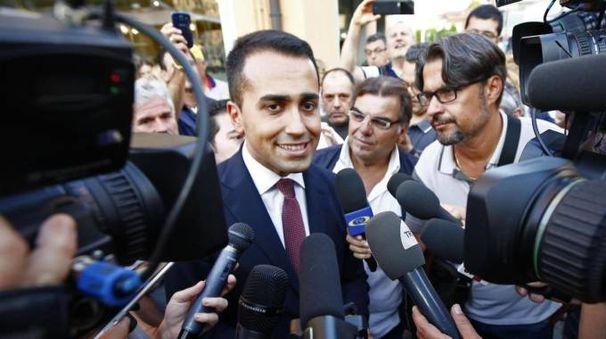 Il vicepresidente della Camera, Luigi Di  Maio (Ansa)