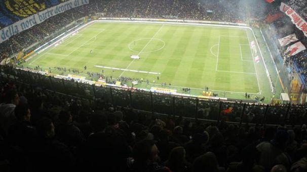 Un derby a San Siro