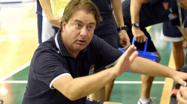 FIDUCIA Coach Trullo e i suoi domani tornano in campo a Tortona