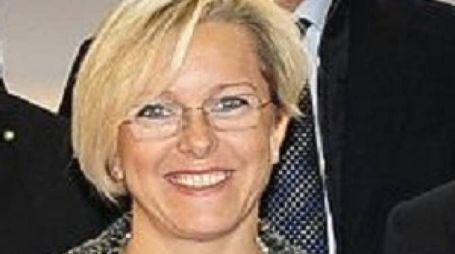 La presidente di Aset spa Lucia Capodagli