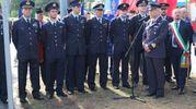 La cerimonia per gli 80 anni  dell'Aeroporto Ridolfi di Forlì (Foto Frasca/Fantini)