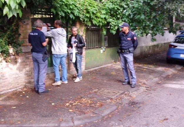 L'omicidio nella villa in via Genocchi a Ravenna, trovato il corpo di Giulia Ballestri (foto Priviato)