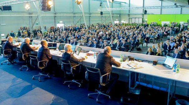 L'ultima assemblea del Banco Popolare