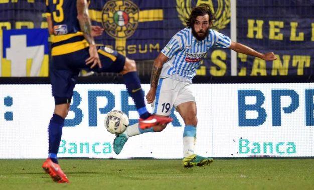Spal-Verona, la partita è finita 1-3: il gol di Mora (foto Businesspress)