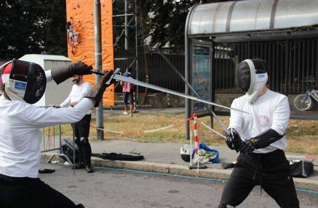 Lissone, anche gli schermidori con armi storiche a Sport & Sport