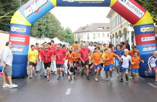 Lissone, Sport & Sport è stata aperta da una corsa per le vie della città