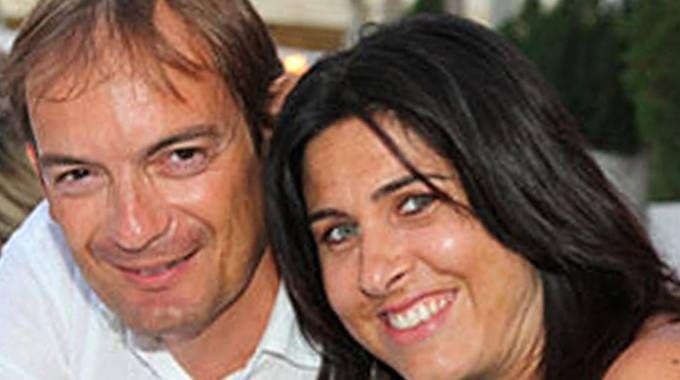 Giulia Ballestri e Matteo Cagnoni