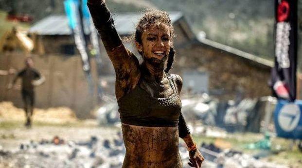 Lissone, la 22enne Ilaria Paltrinieri ai Mondiali di Spartan Race