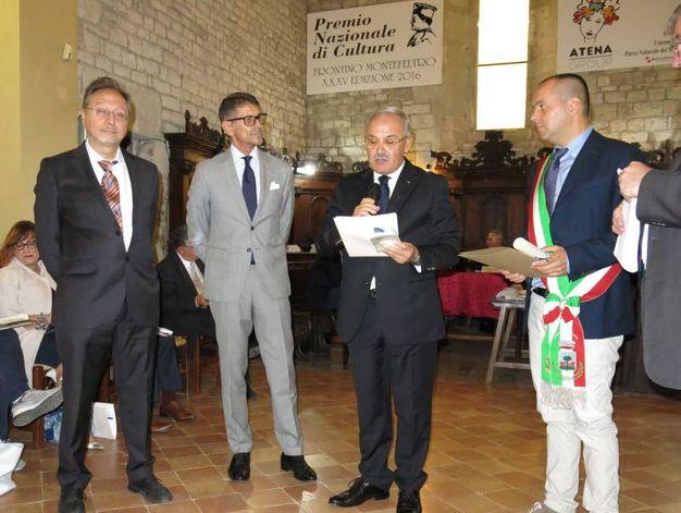 Pierre Dalla Vigna (primo a sinistra) per Stili, figure e pratiche della cultura