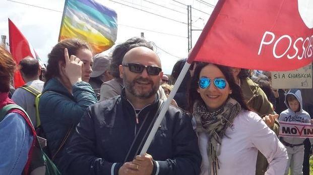 Thomas Olivieri e Marta Costantini di Possibile