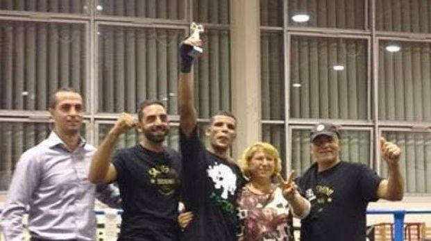 Momo El Maghrabi festeggia il successo
