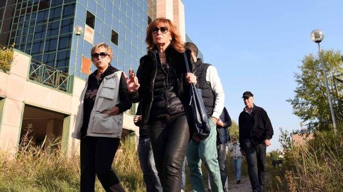 Una passeggiata antidegrado al Palaspecchi (Businesspress)