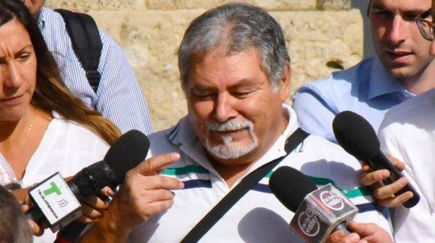 Antonio Tizzani, ex capostazione, unico indagato  per la morte della moglie Gianna Del Gaudio (De Pascale)