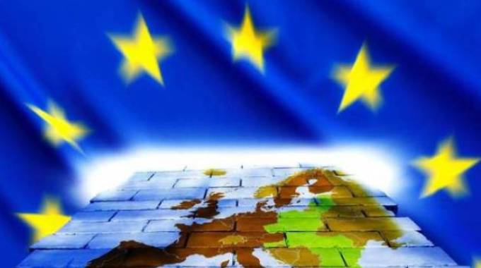 Unione europea, foto simbolica (Ansa)