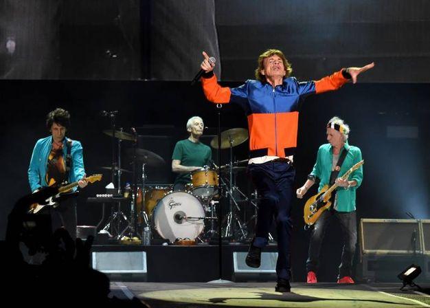 Desert Trip, il concerto dei Rolling Stones (afp)