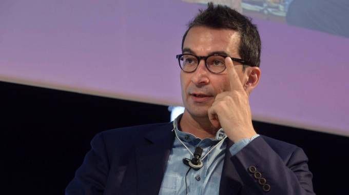 Federico Marchetti, fondatore e amministratore delegato di Yoox Group (Imagoeconomica)