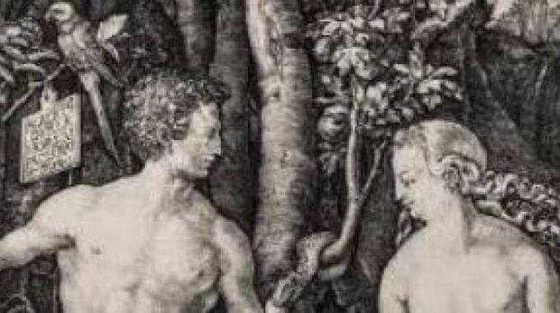 Un'incisione di Albrecht Dürer