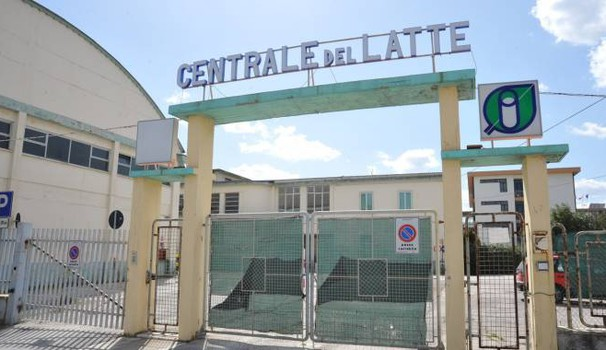 L'ex Centrale del latte (Antic)