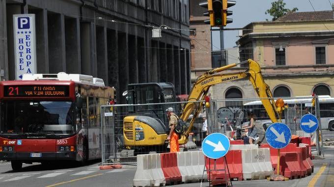 Lavori pubblici, il Comune di Bologna approva investimenti per 70 milioni (Foto Schicchi)