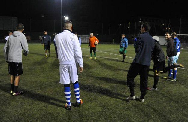 Milita nella Fornari Sport di Milano che si allena al campo Viscontini