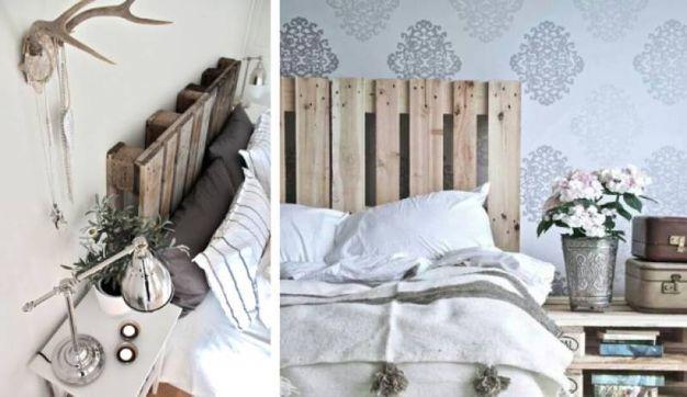 Idea testiera letto come fare una testata del letto - Come fare testiera letto imbottita ...