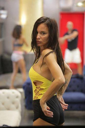 Antonella Mosetti (Lapresse)