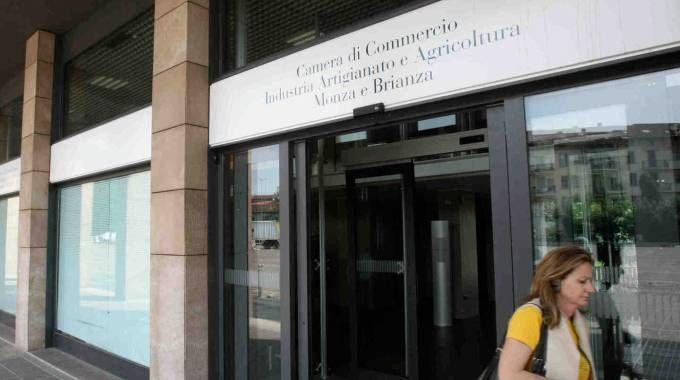 La sede della Camera di commercio di Monza e Brianza