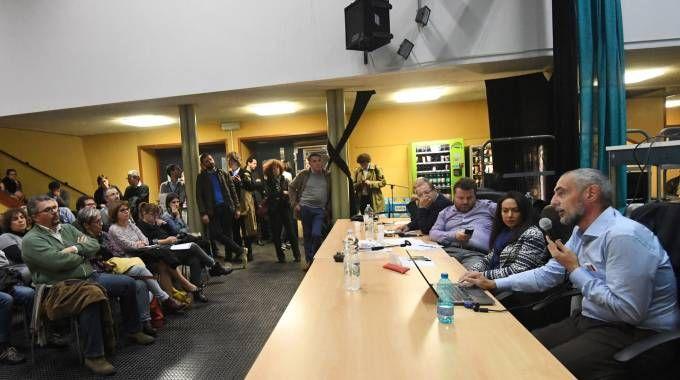 Bologna, il consiglio comunale collettivo al centro Lame per parlre del passante di mezzo (Schicchi)