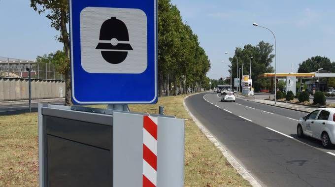 Bologna, i nuovi autovelox di via Stalingrado e viale Panzacchi (Ansa)