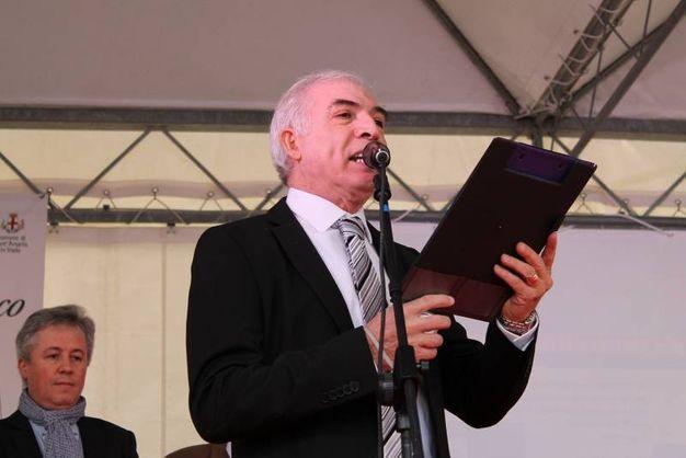 Sant'Angelo in Vado (PU), Giovanni Antonini, coordinatore della premiazione