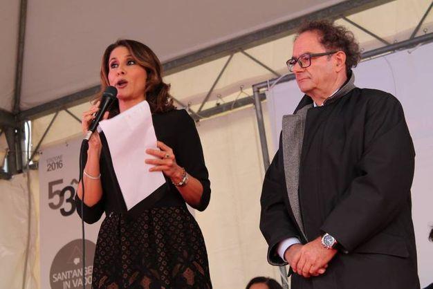 Sant'Angelo in Vado (PU), la Capponi con Mario Ferri, imprenditore
