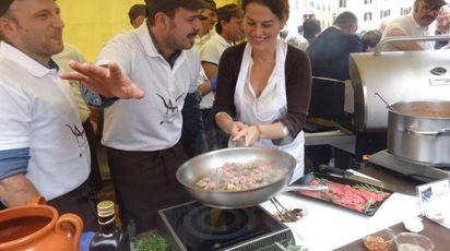 Piazze d'Europa 2016 e le bistecche del sindaco
