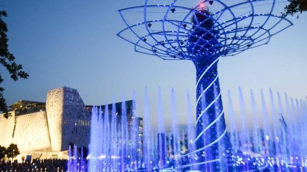 L'area Expo di Rho-Pero dove sorgerà Human Technopole
