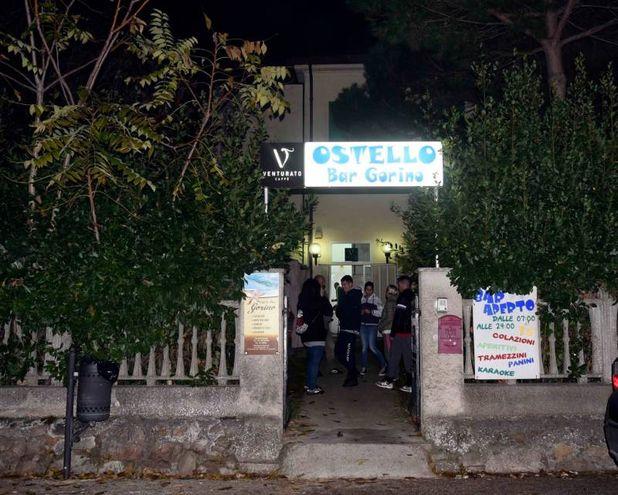 L'ostello di Gorino in cui sarebbero dovute arrivare i profughi (Foto Businesspress)