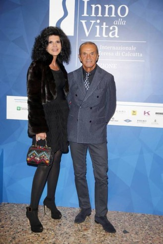 Alessandra ed Enrico De Marco
