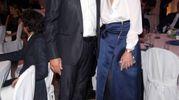 Riccardo Signoretti e Nausika Spahia