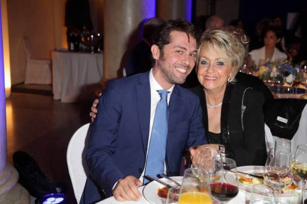 Raffaello Tonon e Daniela Javarone