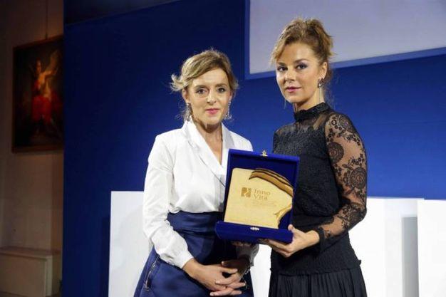 Nausika Spahia e Barbara Benedettelli