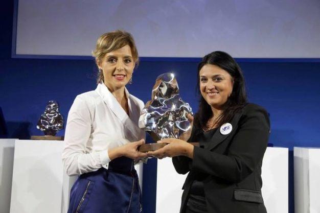 Nausika Spahia e Laura Biancalani