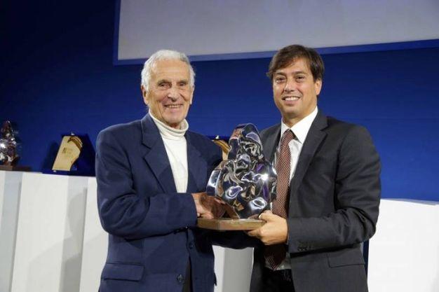 Silvio Grattini e Alessandro Betti