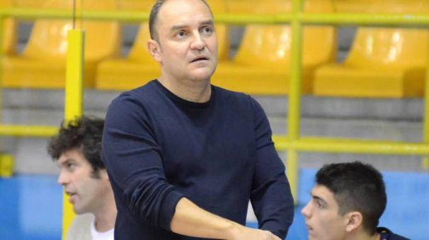 """Roberto """"Cico"""" Sacchi, coach delle bronesi"""