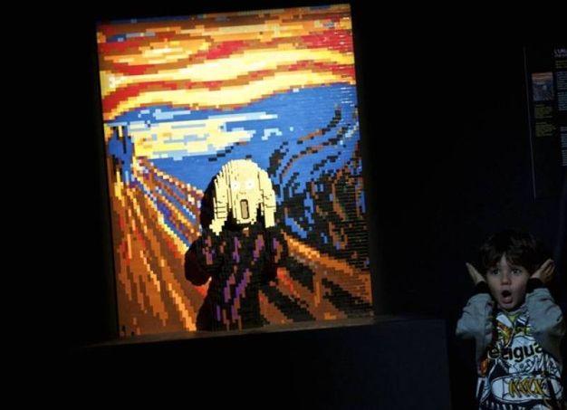 4 - Arte formato Lego