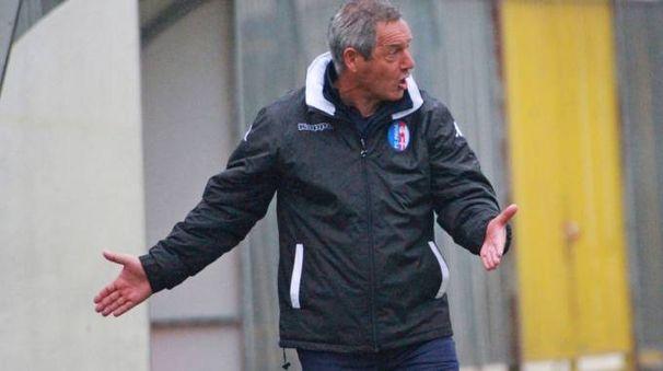 Francesco Buglio, 59 anni, tecnico del Pavia (Torres)