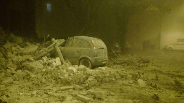 Terremoto nelle Marche, danni e paura a Camerino