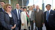 Al centro gli assessori regionali Valentina Aprea e Viviana Beccalossi