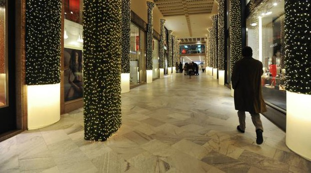 Galleria Cavour (archivio Fotoschicchi)