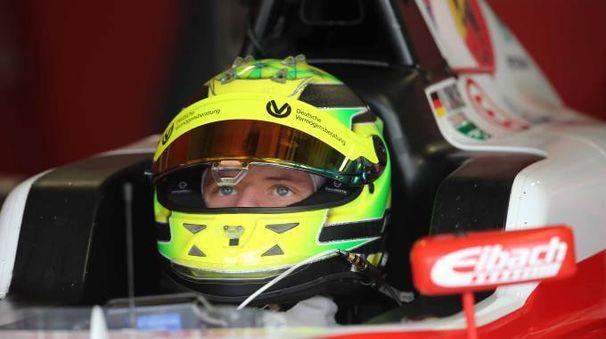 Mick Schumacher a Monza