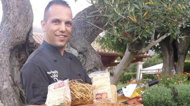 Gianfranco Pulina, chef del ristorante Golden Gate di Bortigiadas (Sassari Tempio)