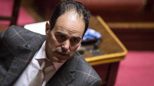 Il senatore Andrea Marcucci (foto Ansa)