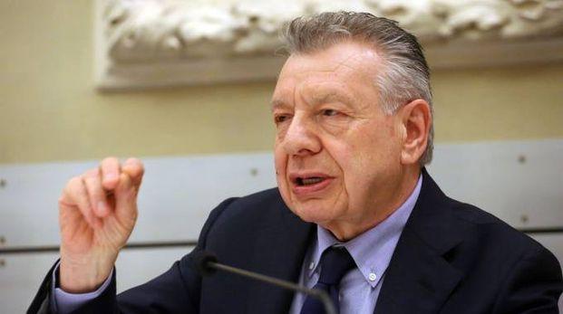 Il presidente di Manutencoop Claudio Levorato (Fotoschicchi)